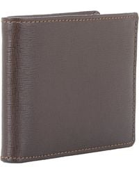 Barneys New York Billfold - Lyst