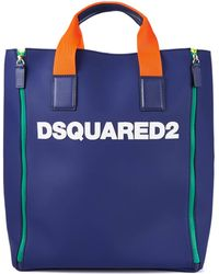 DSquared² Logo Tote Bag - Lyst