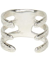 Rebecca Taylor - Ceres Cuff Ring - Lyst