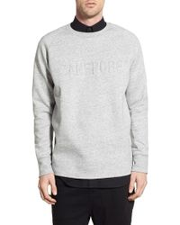 Zanerobe - Crewneck Sweater - Lyst