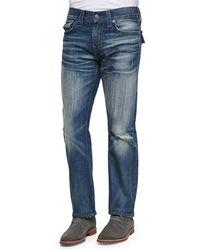 True Religion Quick Fade Denim Jeans - Lyst