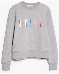 Être Cécile | Voila Slim Fit Sweatshirt | Lyst