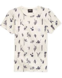 Wesc Stem Pocket T-shirt - Lyst