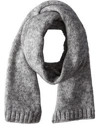 Jack Spade - Gallagher Brushed Scarf - Lyst