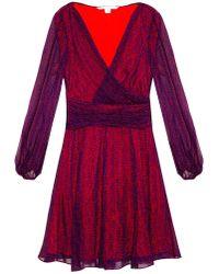 Diane von Furstenberg Ashlynn Dress - Lyst