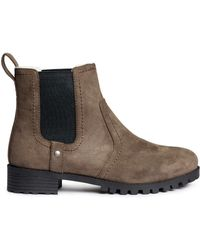 H&M | Lined Chelsea Boots | Lyst