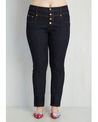 Judy Blue | Karaoke Songstress Jeans In Dark Wash - 1x-3x | Lyst