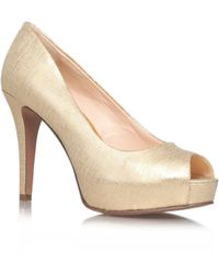 Nine West Gold Camya20 - Lyst