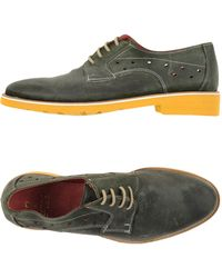 1° Genito - Lace-up Shoes - Lyst