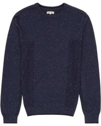 Reiss Browning Multi Fleck Jumper - Lyst