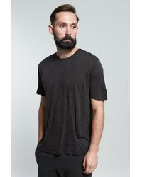 Vanishing Elephant Wool Blend Tshirt - Lyst