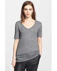 T By Alexander Wang Classic Tee - Lyst