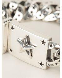 King Baby Studio - Star Link Bracelet - Lyst