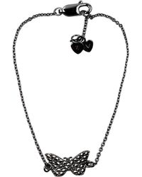Zadig & Voltaire Bracelet Micro Butterfly - Lyst