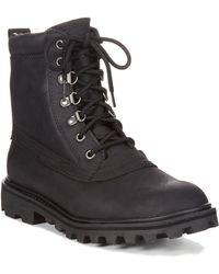 Denim & Supply Ralph Lauren Black Tanis Boots - Lyst