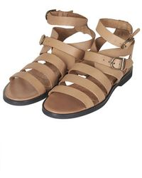 Topshop Frenzy Gladiator Sandals - Lyst