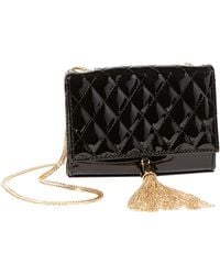 Big Buddha Lila Quilted Crossbody Bag - Lyst