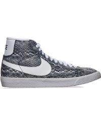 Nike Blazer Mid Premium Txt Qs - Lyst