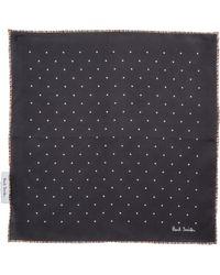 Paul Smith Mini Star Pocket Square - Lyst