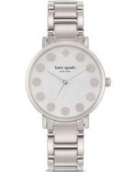 Kate Spade Gramercy Watch, 34Mm - Lyst