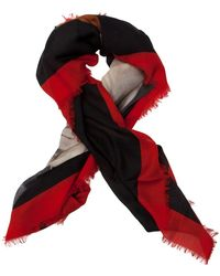 Givenchy Bambi Print Scarf - Lyst