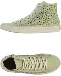Leather Crown High-tops  Trainers - Lyst