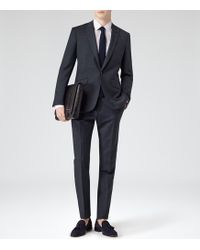 Reiss Cheshire Peak Lapel Suit - Lyst