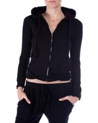 V :: Room Zip Up Hoodie - Lyst