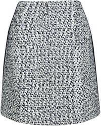 Tory Burch Lucille Mini Skirt - Lyst