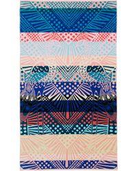 Mara Hoffman | Pendelton Peacocks Towel | Lyst