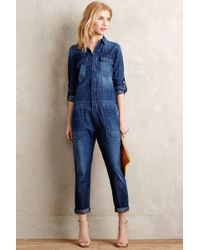 Citizens of Humanity Tallulah Jumpsuit - Lyst
