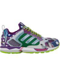 Mary Katrantzou - Track Zx 5000 Sneakers-Purple Size 9 - Lyst
