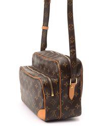 Louis Vuitton Monogram Nil Shoulder Bag - Lyst