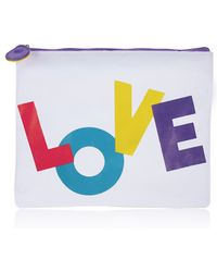 Lisa Perry Love Pouch - Lyst