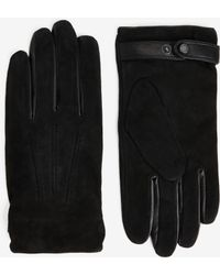 Ted Baker - Sheepskin Gloves - Lyst