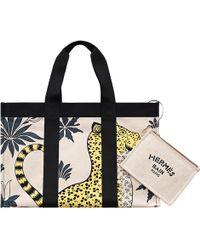 Hermès Multicolor Leopards - Lyst
