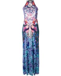 Mary Katrantzou Sirene Dress - Lyst
