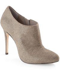 Saks Fifth Avenue Black Label Blake Embellished Ankle Boots - Lyst
