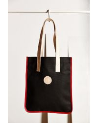 Fleabags - Solid Milk Tote Bag - Lyst