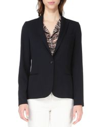 Maison Scotch Blazer - Lyst
