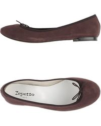 Repetto Ballet Flats - Lyst