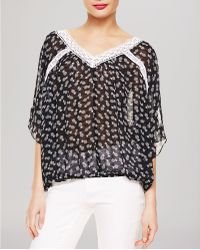 Two By Vince Camuto - Pineapple Blouse - Lyst
