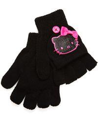 Forever 21 - Hello Kitty Fingerless Gloves - Lyst
