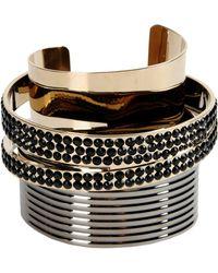 Vionnet Bracelet - Lyst