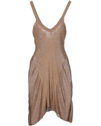 Aimo Richly - Short Dress - Lyst
