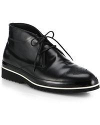 Nicholas Kirkwood Fiore Chukka Boots - Lyst