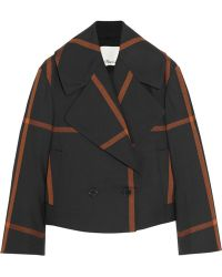 3.1 Phillip Lim Checked Wool Jacket - Lyst