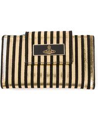 Vivienne Westwood Ella New Medium Wallet - Lyst