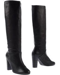 NDC Black Boots - Lyst