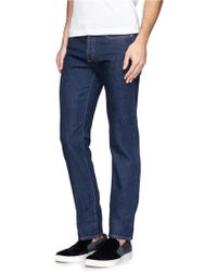 Givenchy Star Cotton Skinny Jeans - Lyst